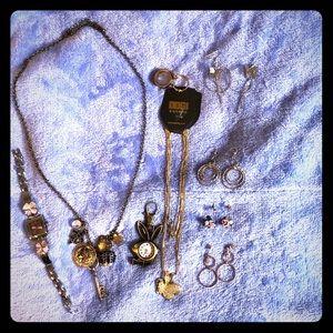{3/$20} Assorted Jewelry bundle - 11 pieces